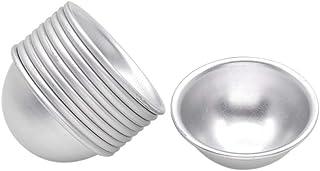 Moules À Gâteau,Boule D'Alliage D'Aluminium Sphère Bombe De Bain Moule Gâteau Pan Tin Cuisson Pâtisserie Moule Pâtisserie ...