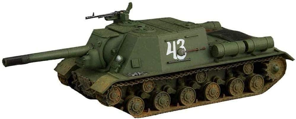 N-Y Military 1 72 Plastictank Elegant Model Isu-152 Fin Soviet Tank WWII Ranking TOP13