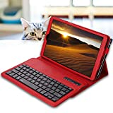 REAL-EAGLE Galaxy Tab A 10.1 2019 Keyboard Case(SM-T510/T515/T517, 2019...