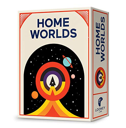 Looney Labs Homeworlds Game