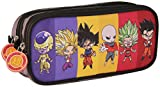 Clairefontaine 812821C - Une Trousse rectangulaire 2 compartiments Dragon Ball Super...