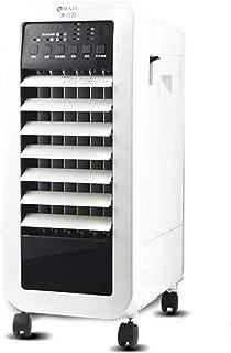 Frío y calor aire acondicionado de doble uso ventilador del refrigerador del aire del dormitorio aire acondicionado refrigerado por agua ahorro de energía ventilador frío refrigerador del hogar pequeñ