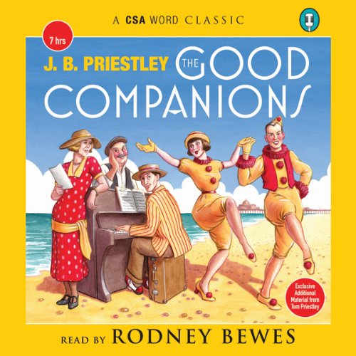 The Good Companions audiobook cover art