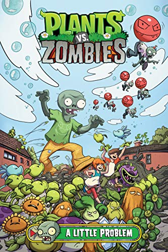 Plants vs. Zombies Volume 14: A Little Problem (English Edition)