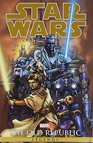 Star Wars Legends: The Old Republic Omnibus Vol. 1