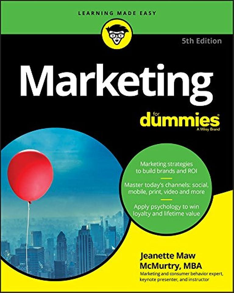 Marketing For Dummies (English Edition)