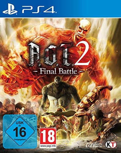 A.O.T. 2: Final Battle [Playstation 4]