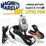 MO-1210-LT Carica Batterie e mantenitore di carica automatico per batteria al litio