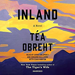 Inland audiobook cover art