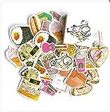 TTBH Lindos artículos de papelería Kawaii Life Style Diary Planner Scrapbooking Decorativo DIY Craft Journal Sticker45 PC/Set
