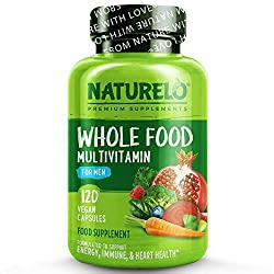 Naturelo Best multivitamin for Men