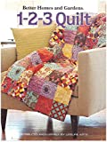 LEISURE ARTS Better Homes and Gardens: 1-2-3 Quilt 4566