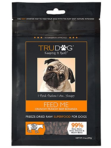 TruDog: Feed Me: Freeze Dried Raw Superfood