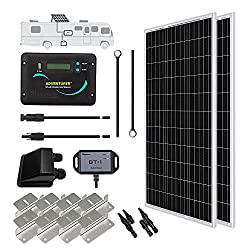 Solar panels when boondocking with your RV are a must