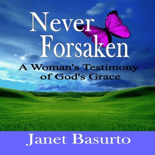Never Forsaken audiobook cover art
