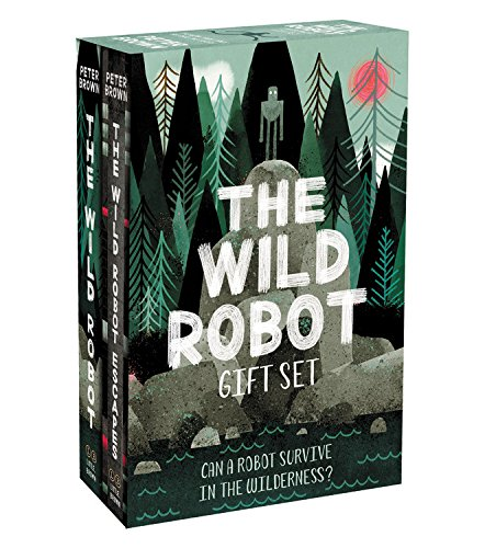 Compare Textbook Prices for The Wild Robot Hardcover Gift Set Gift Edition ISBN 9780316450607 by Brown, Peter