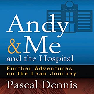 Andy & Me and the Hospital cover art