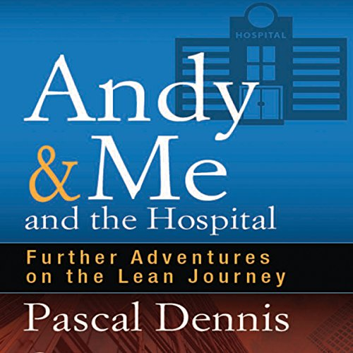 Andy & Me and the Hospital audiobook cover art
