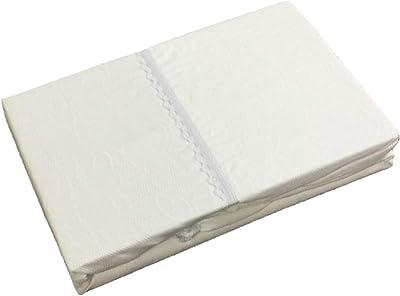 伊藤正(Itosho) 綿100% ジャガード ワンタッチシーツ ホワイト 105×205cm 63MW-568