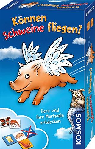 Kosmos 603.074.6 699130 Tierspiel Können Schweine fliegen?