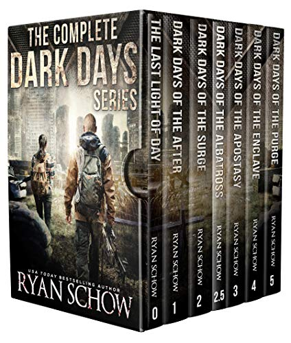 The Complete Dark Days Series