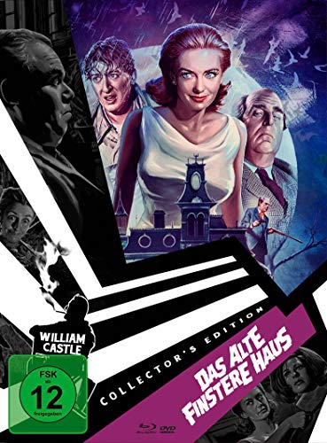 Das alte, finstere Haus - Mediabook (William Castle Collection #2) (+ DVD) [Blu-ray]