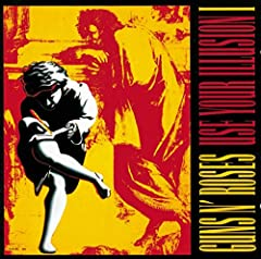 Guns N Roses - Use Your Illusion I - CD Used Like New
