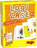 HABA 306118 - LogiCASE Set de Iniciación 4+, Juego Educativo. Más 4 años