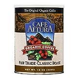 Cafe Altura Organic Coffee, Fair Trade Classic Roast, Ground Coffee, 12 Ounce Can