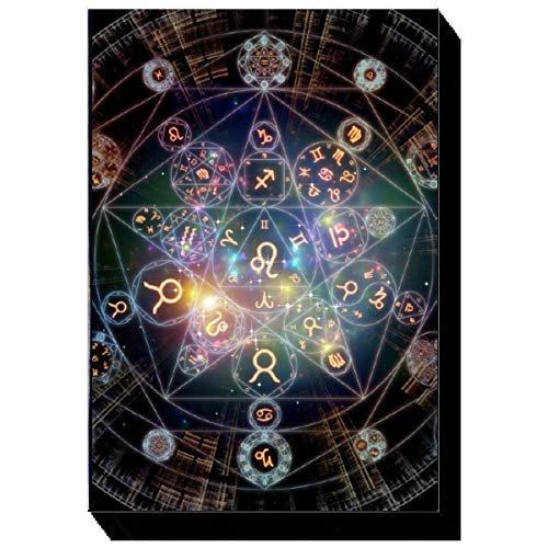 Yugioh Card Sleeves - Zodiac - 50ct