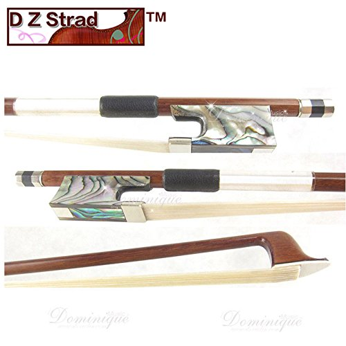 light-weight Built for professionals /… meticulously crafted D Z Strad Pernambuco Wood Violin Bow D Z Strad Model A9 Jas Tubbs Copy and lightning-fast