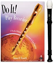 Angel 1 Piece Recorder Pack with Do it! Play Recorder by James Froseth