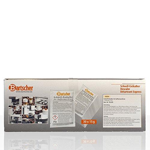 Bartscher Entkalker Kaffeemaschinen 30 St. 38249045 Art. 190065