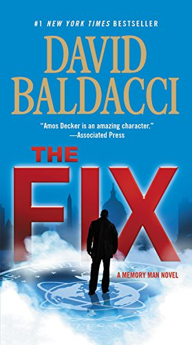 The Fix (Memory Man series, 3)