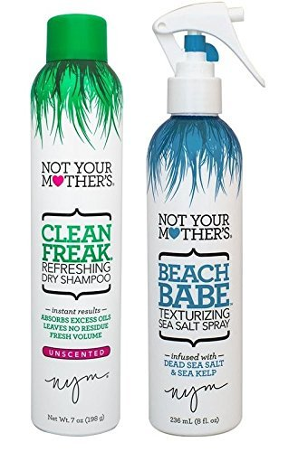 Bundle: Not Your Mother's Clean Freak Dry Shampoo Free shipping anywhere in Store the nation 7 Refreshing