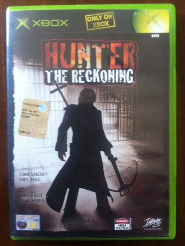 Hunter the Reckoning XBOX