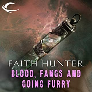 Blood, Fangs and Going Furry cover art