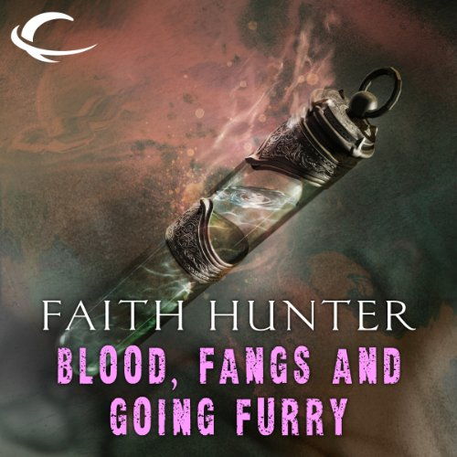Blood, Fangs and Going Furry audiobook cover art