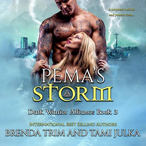 Pema's Storm cover art