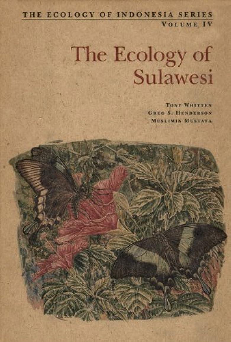 拘束減らす描写Ecology of Sulawesi (Ecology Of Indonesia Series) (English Edition)