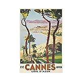 NHYTR Vintage 1930er Jahre Cannes Cote D'Azur