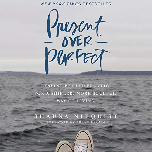 Present over Perfect cover art