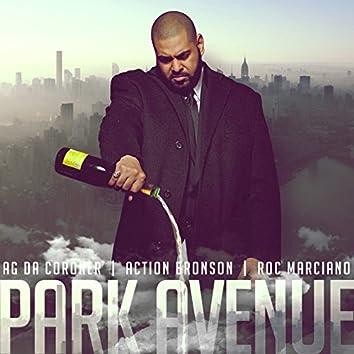 Park Avenue (Rolodex Propaganda) [feat. Action Bronson & Roc Marciano]
