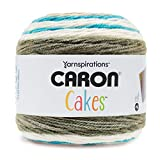 Caron Cakes Self-Striping Yarn ~ CAKE POP # 17011 ~ 7.1 oz. Cake by the Each
