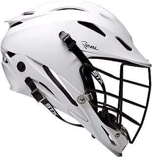 STX Rival White Lacrosse Helmet Large/X-Large