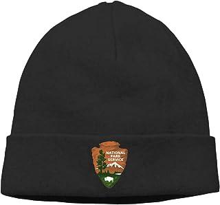 67c0b9ae National Park Service Unisex Wool Flock Cotton Knit Winter Warm Ski Hat  Beanie Cap