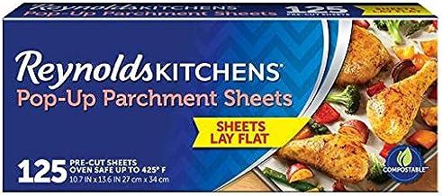 Reynolds Kitchens Pop-Up Parchment Paper Sheets, 125 ct.