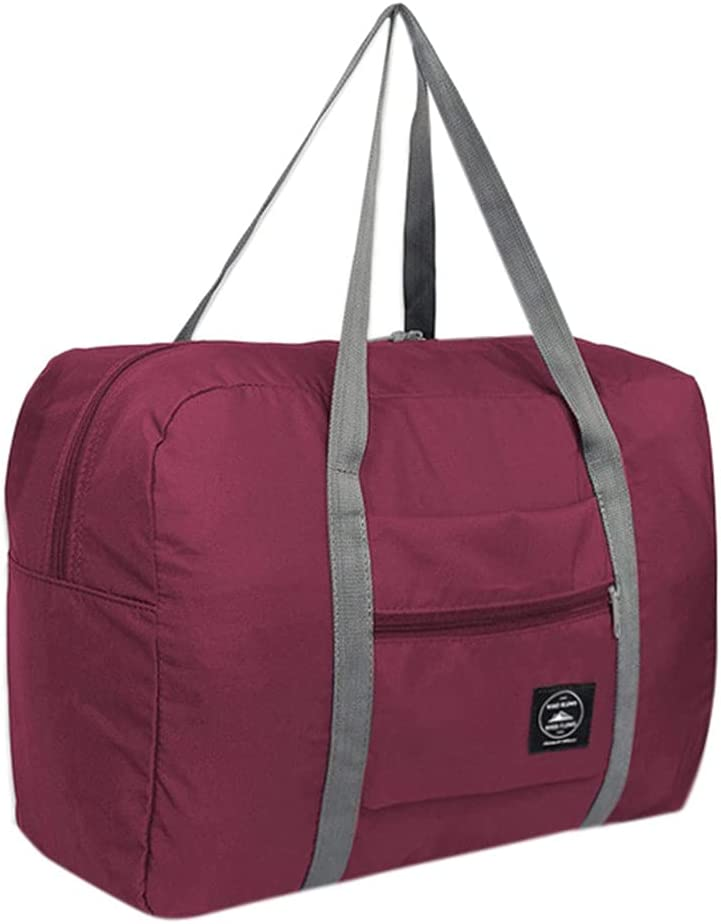 Large Capacity Max 83% OFF Fashion Travel Bag Direct stock discount Women Man Carry For