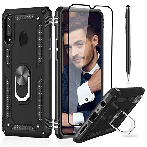Samsung Galaxy A20S Phone Case with Screen Protector Now $5.94