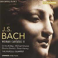 Early Cantatas 3 - Weimar Cantatas